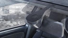 Sensores de chuva e crepuscular
